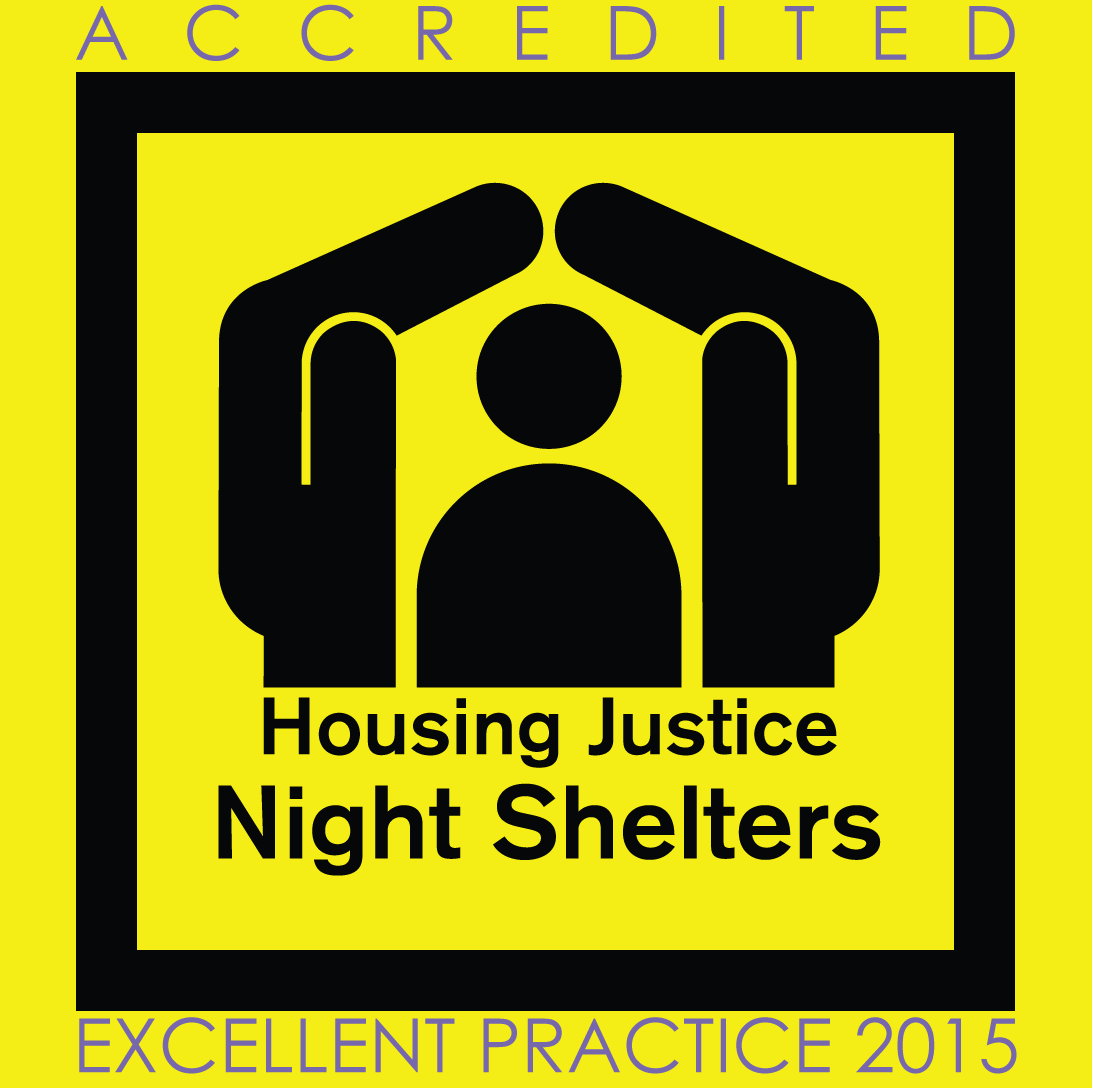Housing Justice Qualit Mark logo